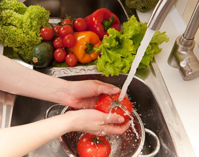 5 съвета за сигурност на хранителните продукти при здравословно готвене