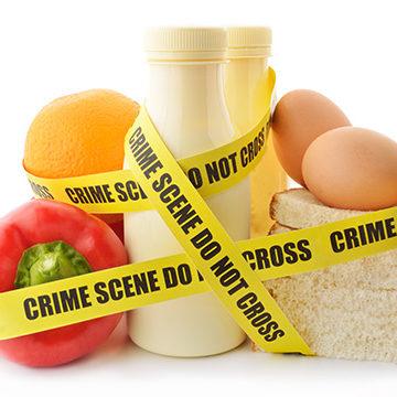 Анатомия на хранителното отравяне
