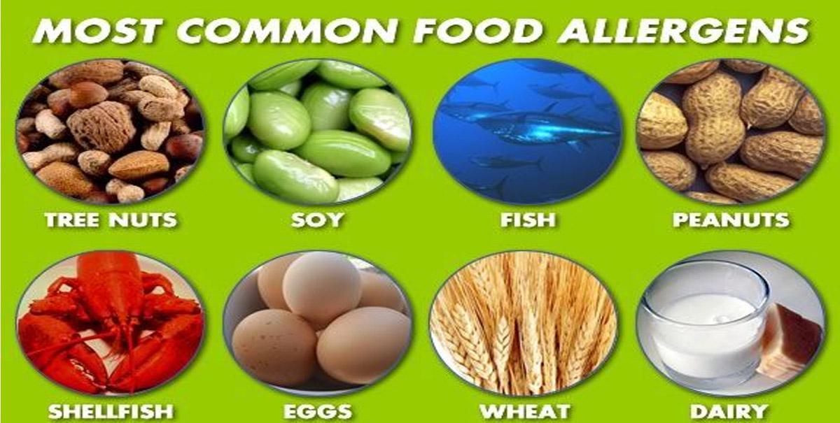 За причинителите на хранителни алергии