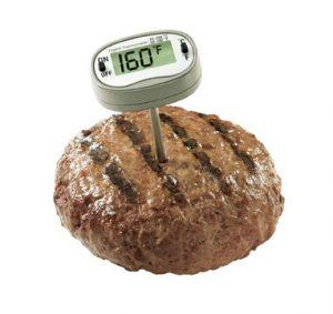 Защо да използваме термометър- сонда?