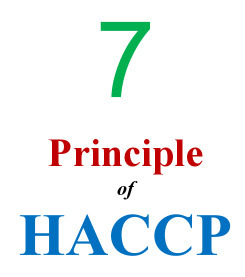 Принцип 7 на НАССР: правилно водене на чек – листи